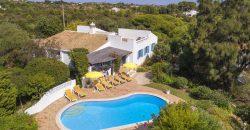 Villa Torre de Cima – 4 bedroom villa with pool and sea view for sale